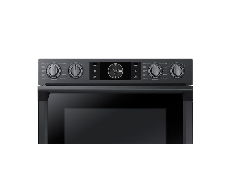 "Model: NV51K7770DG | Samsung 30"" Double Wall Oven with Flex Duo™"
