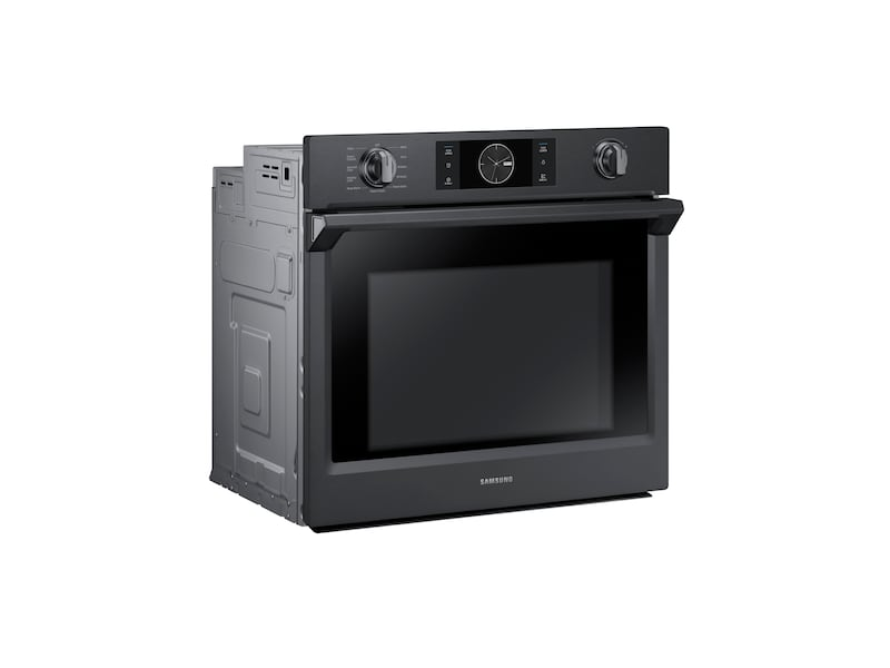 "Model: NV51K7770SG | Samsung 30"" Single Wall Oven with Flex Duo™"