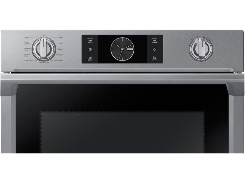 """Model: NV51K7770SS   Samsung 30"""" Single Wall Oven with Flex Duo™"""