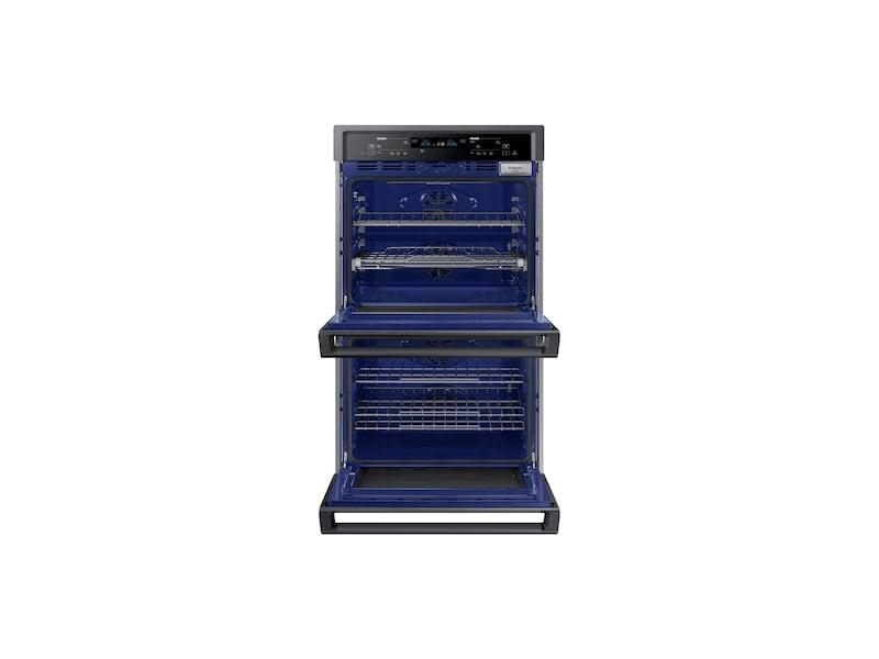 "Model: NV51K6650DG | Samsung 30"" Double Wall Oven"
