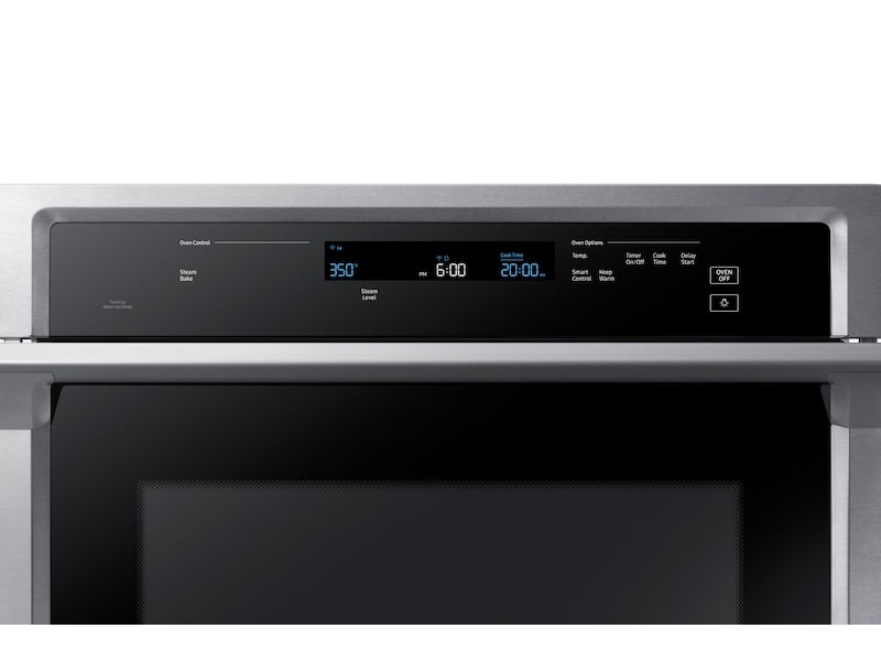 "Model: 4NV51K6650SSSD | Samsung 1- Melbourne - 30"" Single Wall Oven"