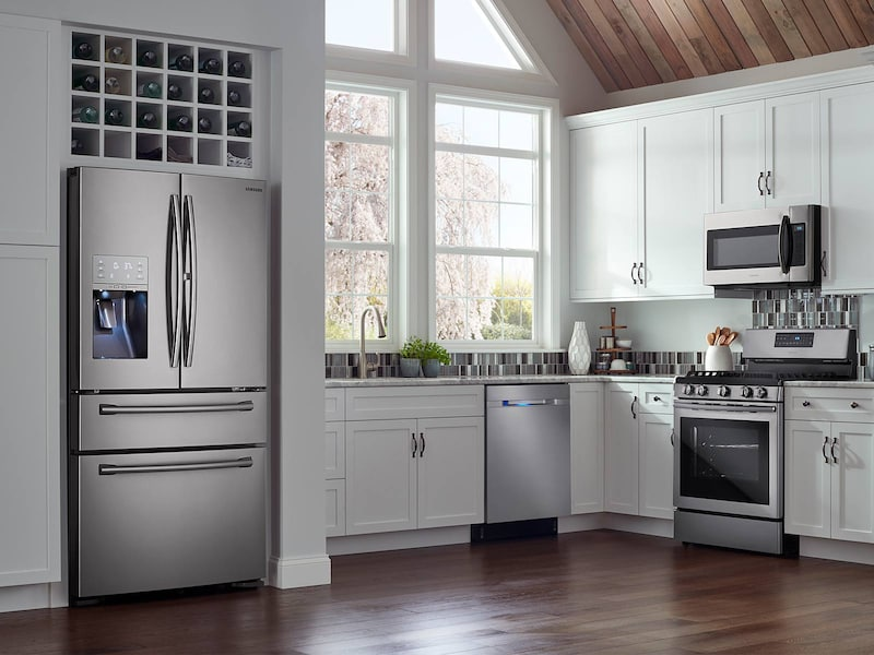 Model: NX58H5600SS | Samsung 5.8 cu. ft. Gas Range with Convection