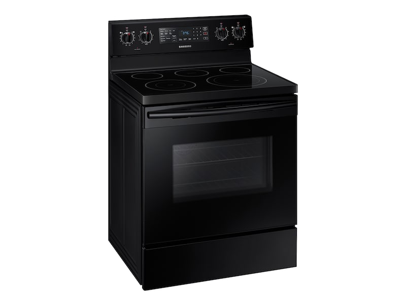 Samsung 5.9 cu. ft. Freestanding Electric Range with Warming Center