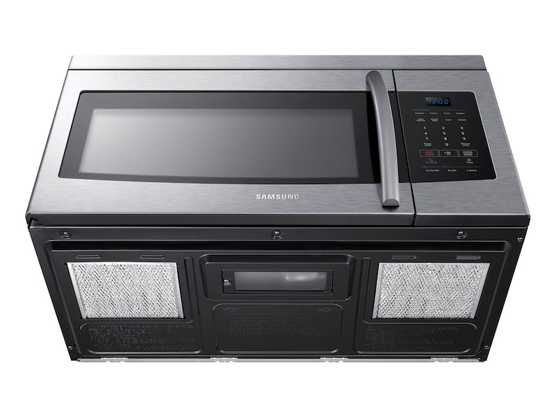 Model: ME16K3000AS | Samsung 1.6 cu.ft. Over The Range Microwave