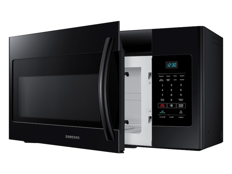 Model: ME16H702SEB   Samsung 1.6 cu. ft. Over The Range Microwave