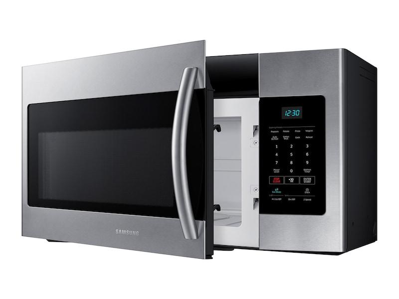 Model: ME16H702SES   Samsung 1.6 cu. ft. Over The Range Microwave
