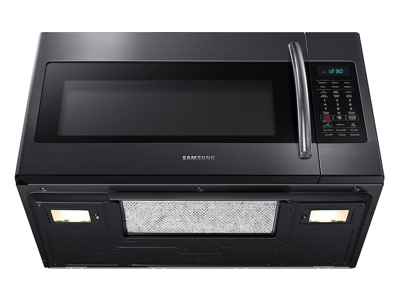 Model: ME18H704SFG   1.8 cu. ft. Over The Range Microwave with Sensor Cooking