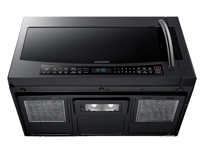 Model: MC17J8000CG | Samsung 1.7 cu. ft. Over The Range Convection Microwave