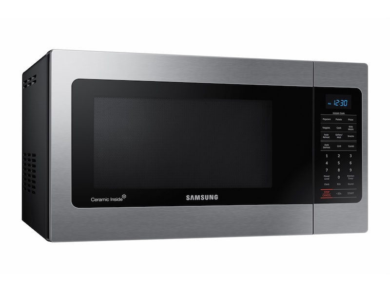 Samsung 1.1 cu. ft CounterTop Microwave with Grilling Element