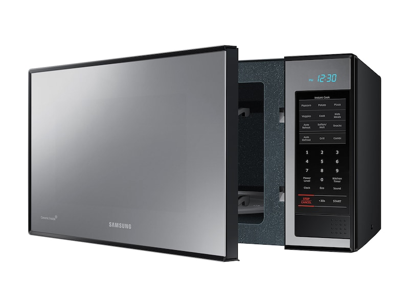 Model: MG14H3020CM | Samsung 1.4 cu. ft. Countertop Microwave with PowerGrill