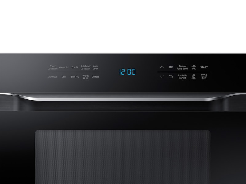 Model: MC12J8035CT | Samsung 1.2 cu. ft. CounterTop Convection Microwave with Power Convection & PowerGrill Duo™