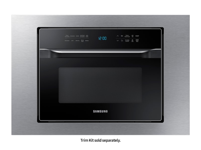 Samsung 1.2 cu. ft. CounterTop Convection Microwave with Power Convection & PowerGrill Duo™