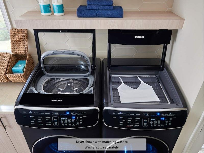 Model: WV60M9900AV | WV9900 6.0 Total cu. ft. FlexWash™ Washer