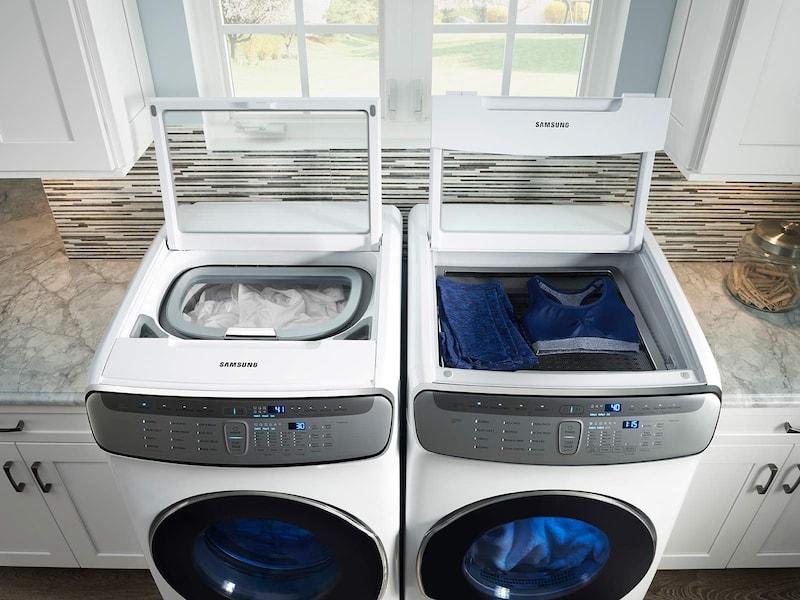 Model: DVG60M9900W | DV9900 7.5 cu. ft. FlexDry™ Gas Dryer