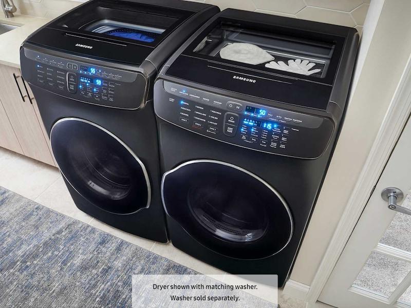 Model: DVG55M9600V | DV9600 7.5 cu. ft. FlexDry™ Gas Dryer