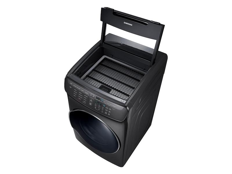 Model: DVE55M9600V   Samsung DV9600 7.5 cu. ft. FlexDry™ Electric Dryer