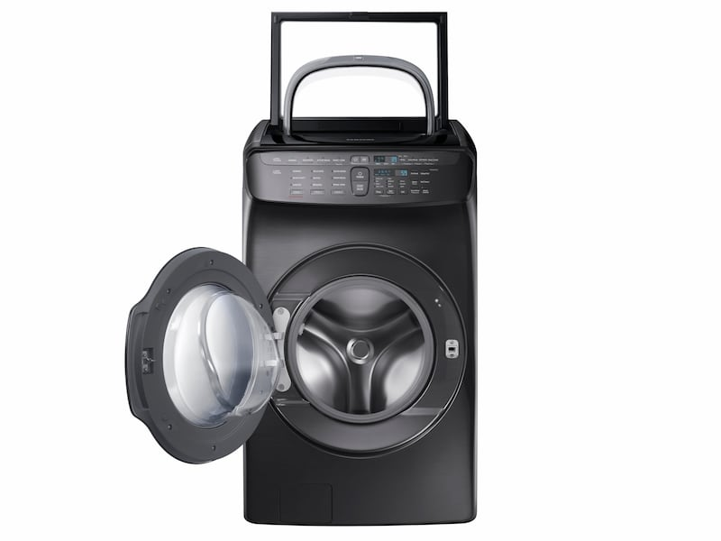 WV9600 5.5 Total cu. ft. FlexWash™ Washer