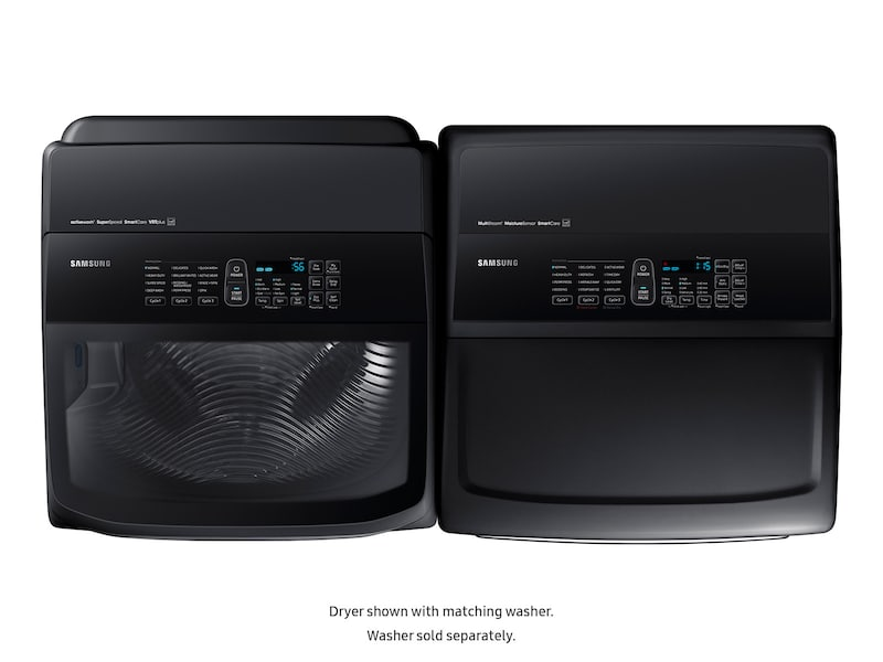 Model: DVE52M8650V | Samsung DV8650 7.4 cu. ft. Electric Dryer with Integrated Controls