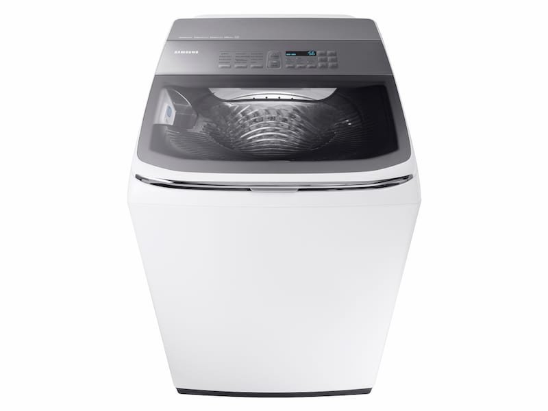 Model: WA52M8650AW | Samsung WA8650 5.2 cu. ft. activewash™ Top Load Washer with Integrated Controls