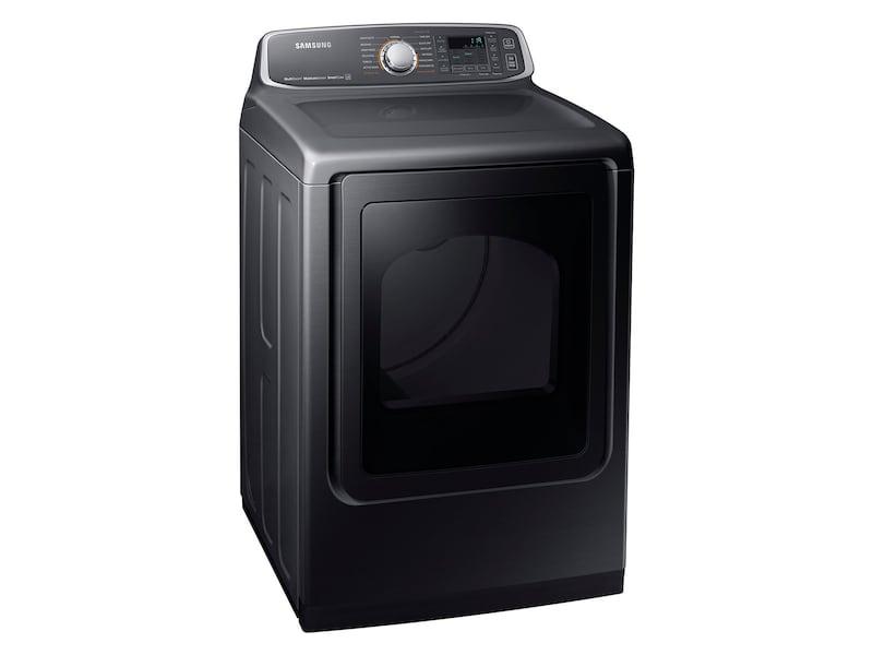 Model: DVE52M7750V | Samsung DV7750 7.4 cu. ft. Electric Dryer