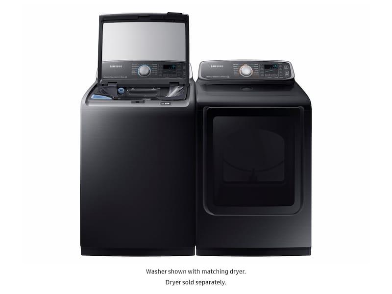 Model: WA52M7750AV | Samsung WA7750 5.2 cu. ft. activewash™ Top Load Washer