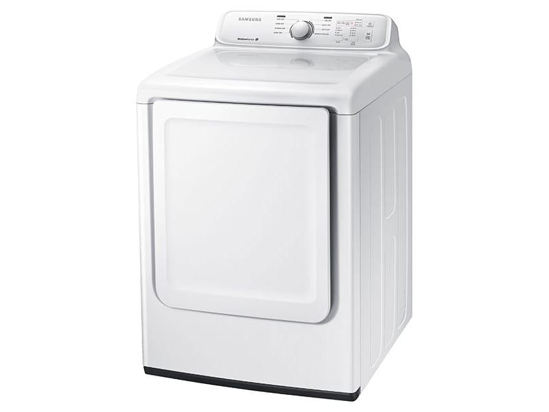 Model: DV40J3000GW | Samsung DV3000 7.2 cu. ft. Gas Dryer with Moisture Sensor