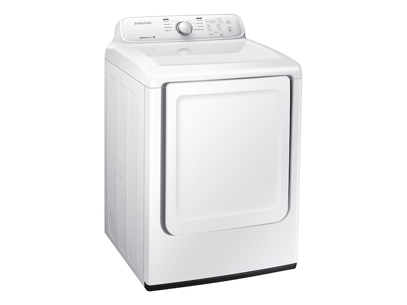 Samsung DV3000 7.2 cu. ft. Electric Dryer with Moisture Sensor