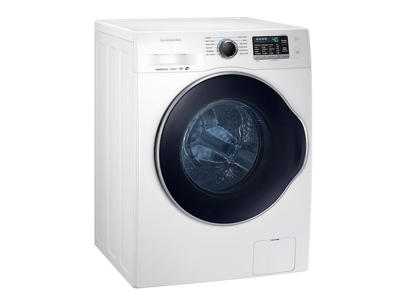 "Samsung WW6800 2.2 cu. ft. 24"" Front Load Washer with Super Speed"