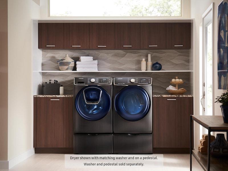 Model: DV50K7500GV | Samsung DV7500 7.5 cu. ft. Gas Dryer