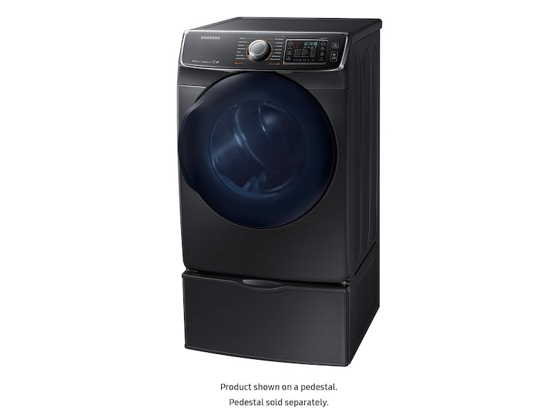 Model: DV50K7500EV | Samsung DV7500 7.5 cu. ft. Electric Dryer