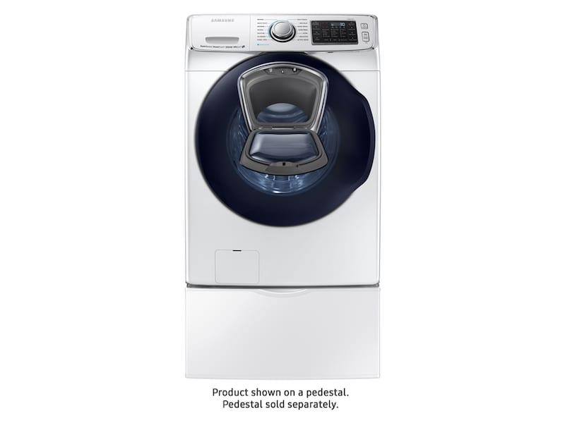 Model: WF50K7500AW | Samsung WF7500 5.0 cu. ft. AddWash™ Front Load Washer