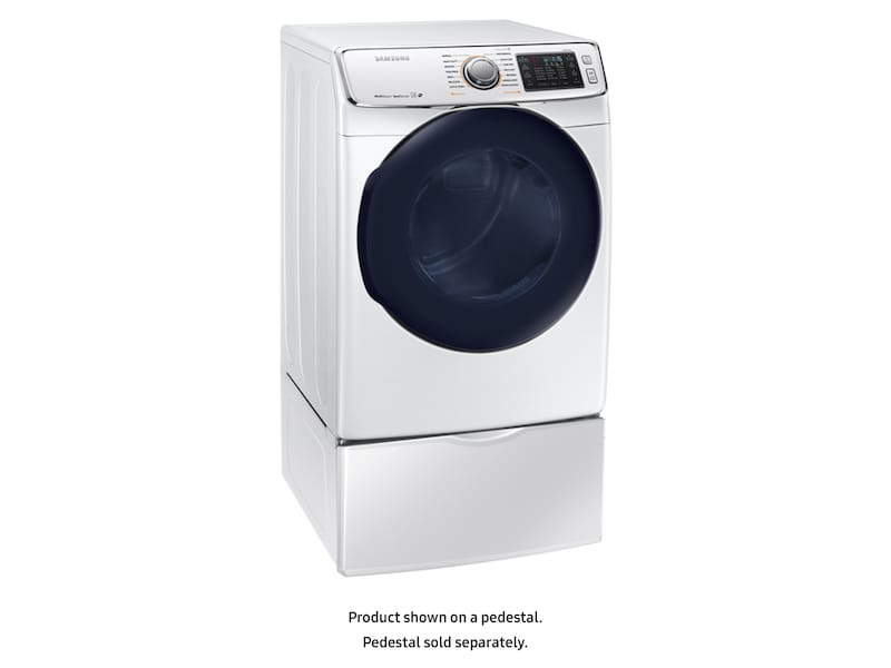 Model: DV45K6500GW | Samsung DV6500 7.5 cu. ft. Gas Dryer
