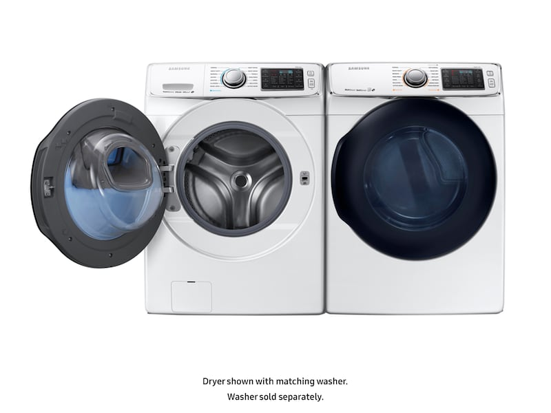 Model: DV45K6500EW | Samsung DV6500 7.5 cu. ft. Electric Dryer
