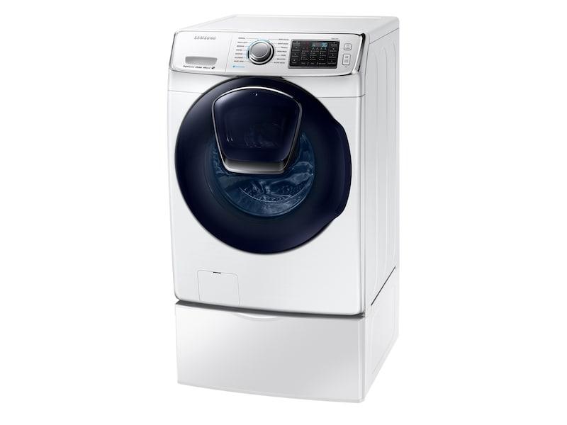 Model: WF45K6500AW   Samsung 4.5 cu. ft. Front Load Washer with AddWash™