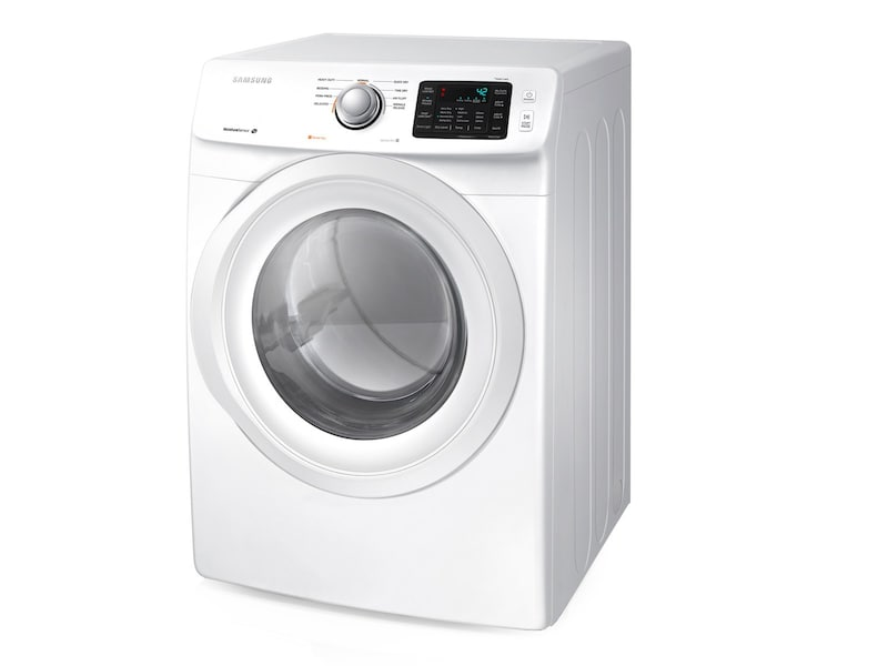 Model: DV42H5000EW | Samsung DV5000 7.5 cu. ft. Electric Dryer