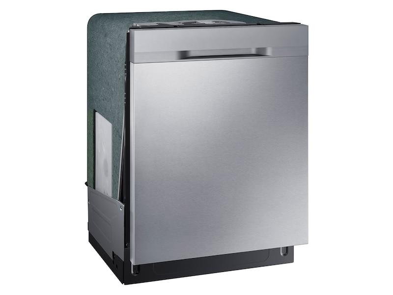Model: DW80K5050US   Samsung Top Control Dishwasher with StormWash™