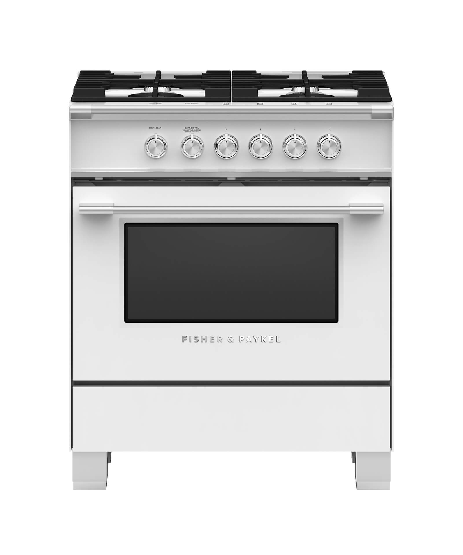 Model: OR30SCG4W1 | Gas Range, 30""