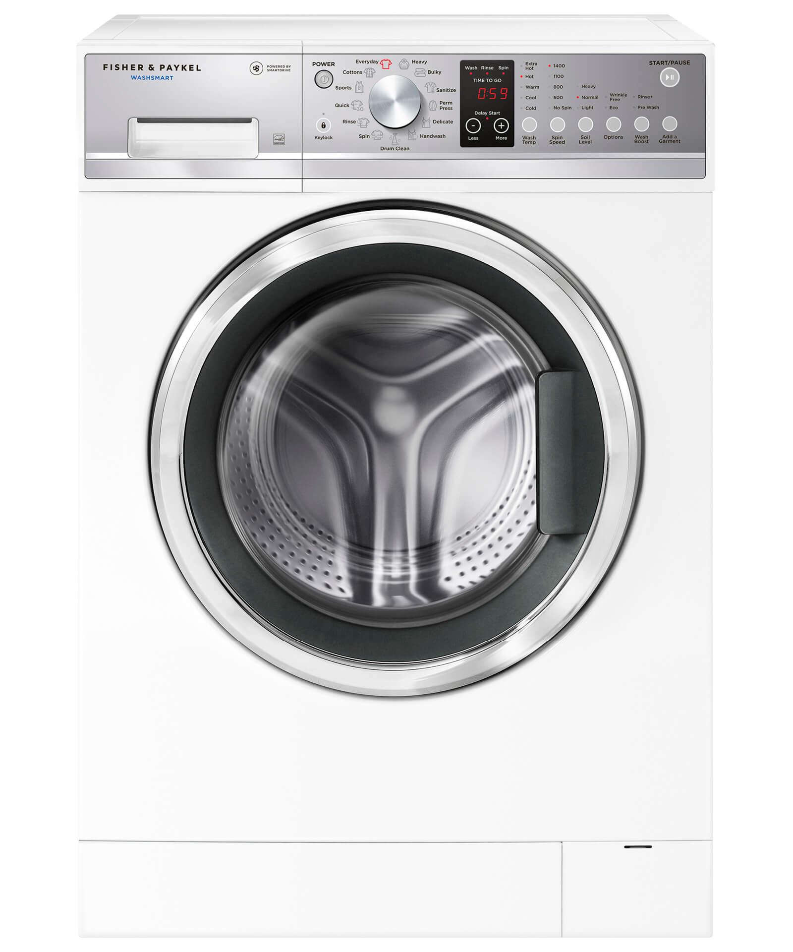 Model: WH2424P1 | WashSmart™ Front Load Washer, 2.4 cu ft, SmartDrive™