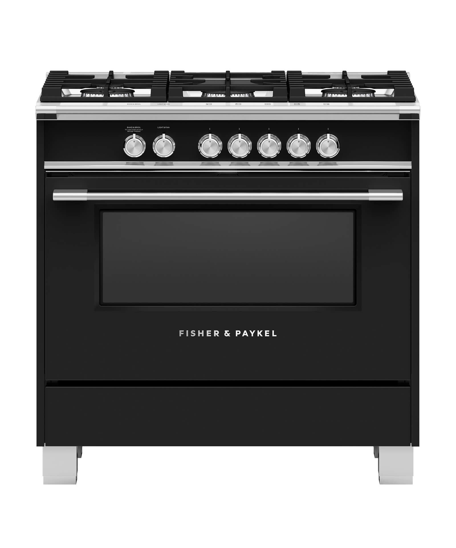 Model: OR36SCG4B1 | Gas Range, 36""