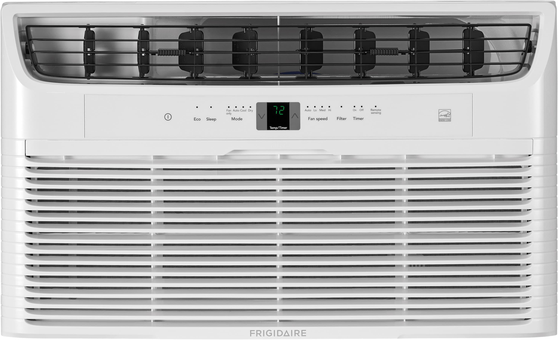 14,000 BTU Built-In Room Air Conditioner with Supplemental Heat- 230V/60Hz
