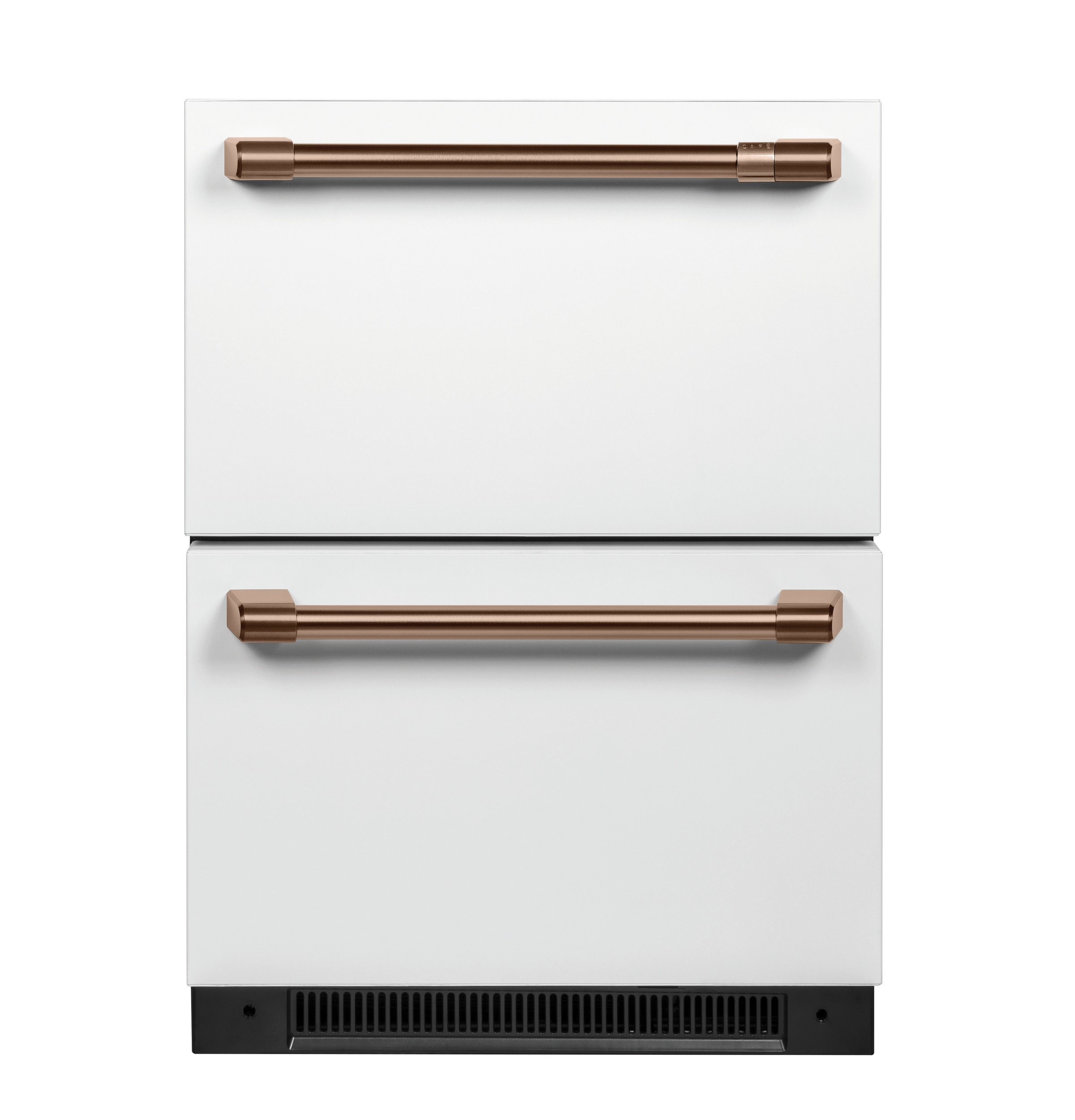 Model: CDE06RP4NW2 | Cafe Café™ 5.7 Cu. Ft. Built-In Dual-Drawer Refrigerator