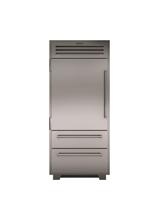 "Model: PRO3650/LH   Sub-Zero 36"" PRO Refrigerator/Freezer"