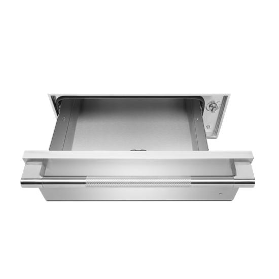 Model: JJD3030IL | JennAir, 30-inch, 1.5 cu. ft. Capacity Warming Drawer