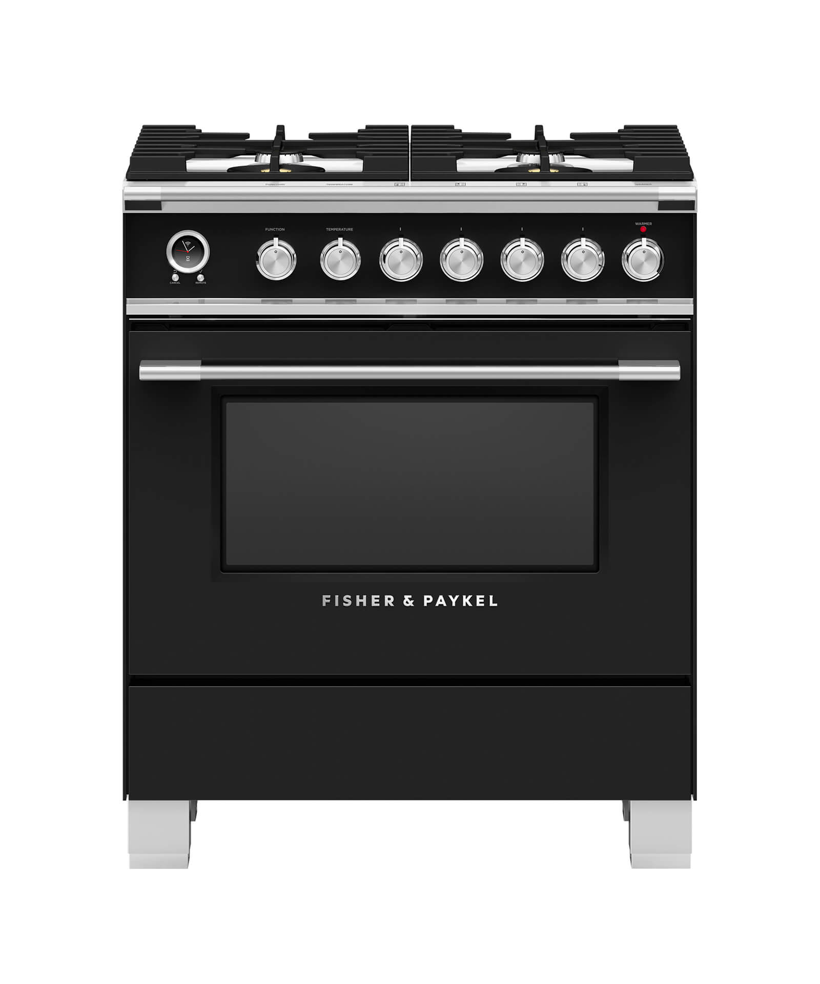 Fisher and Paykel Dual Fuel Range, 30