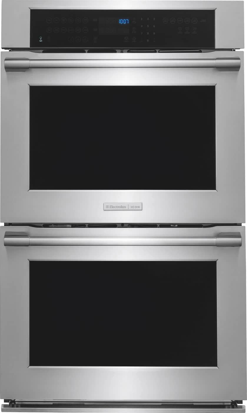 "Electrolux ICON Electrolux ICON® 30"" Electric Double Wall Oven"