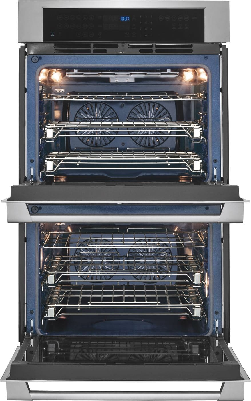 "Model: E30EW85PPS | Electrolux ICON Electrolux ICON® 30"" Electric Double Wall Oven"