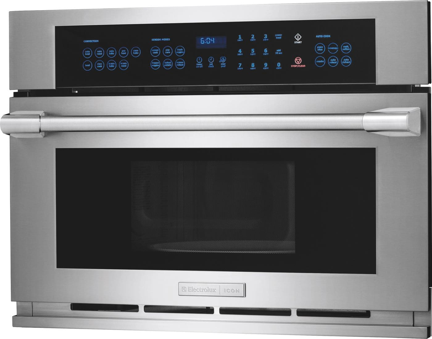 Model: E30MO75HPS | Electrolux ICON Electrolux ICON® Built-In Microwave with Drop-Down Door