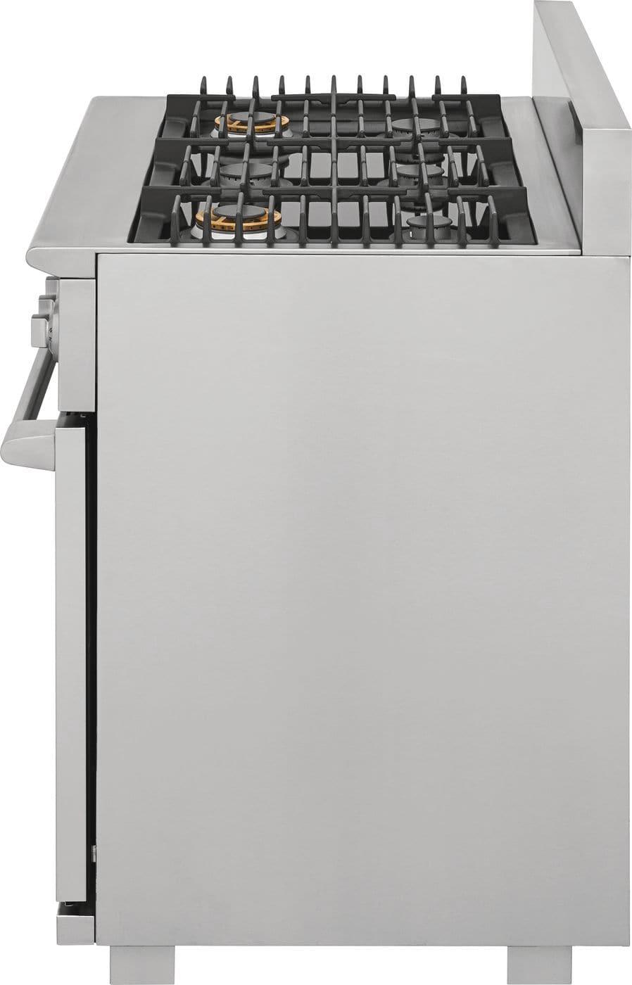 "Model: E36DF76TPS | Electrolux ICON Electrolux ICON® 36"" Dual-Fuel Freestanding Range"