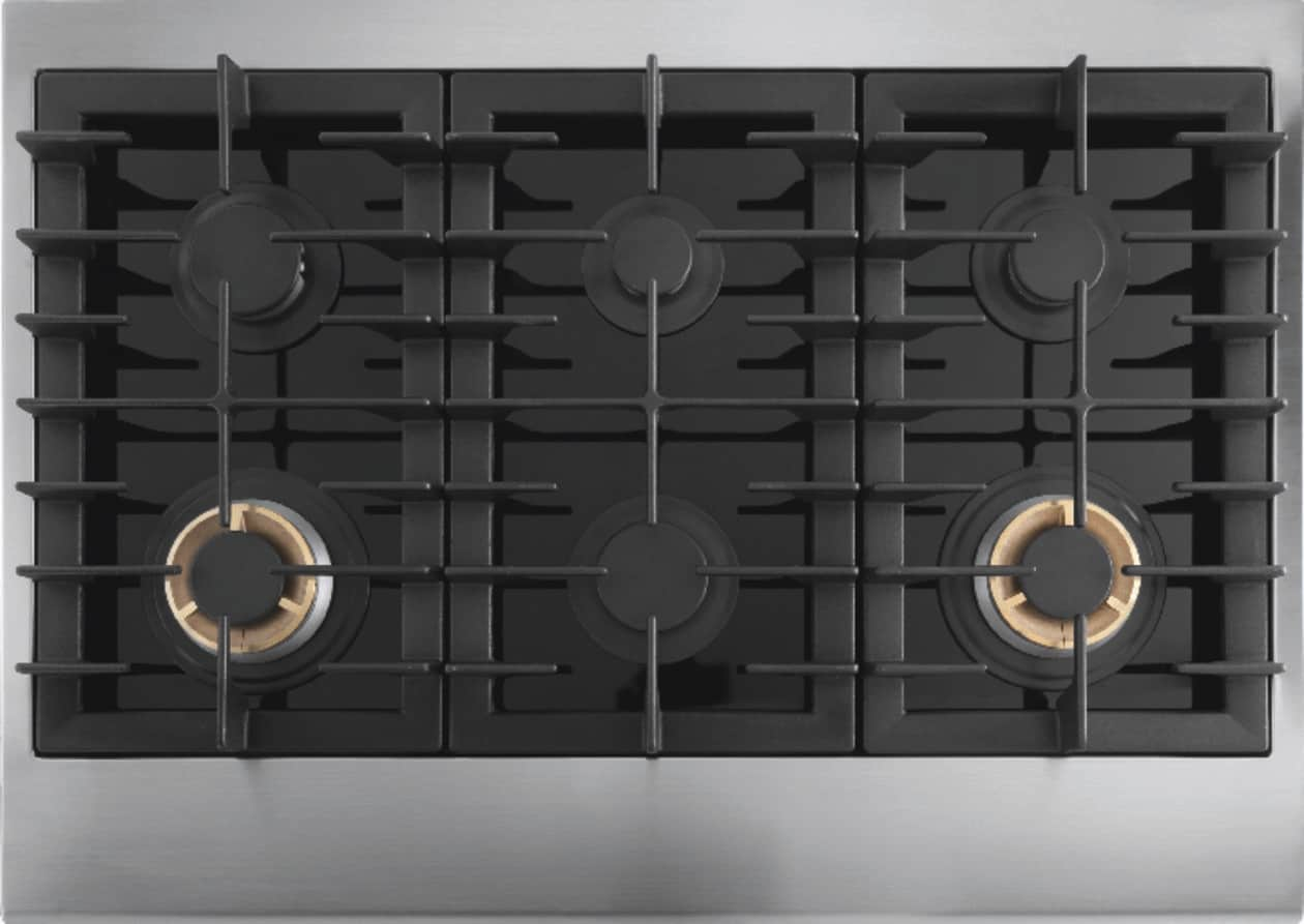 "Electrolux ICON Electrolux ICON® 36"" Gas Slide-In Cooktop"
