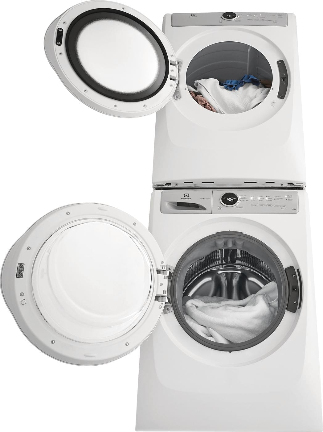 Model: EFDG317TIW | Electrolux Front Load Gas Dryer with 5 cycles - 8.0 Cu. Ft.